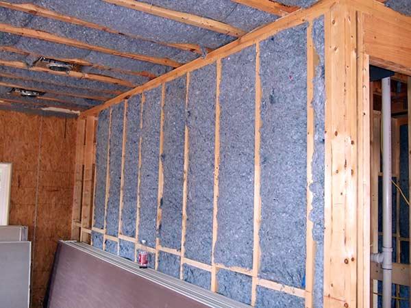 Isolamento termico acustico guastalla fabbrico u posa rivestimento